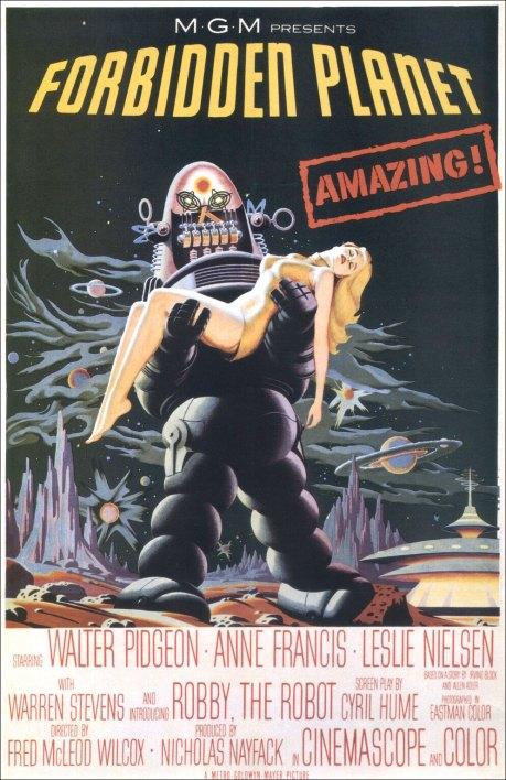 Forbidden Planet (1956)
