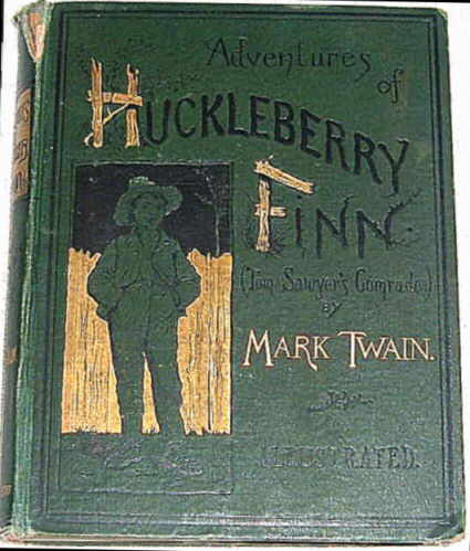 The Adventures of Huckleberry Finn - Mark Twain 1885