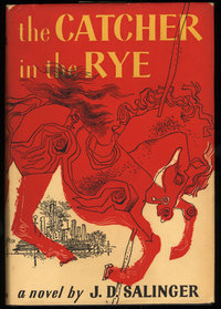 Catcher in the Rye - J.D. Salinger 1951
