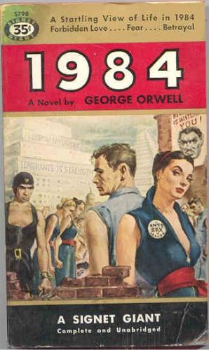 1984 - George Orwell 1949