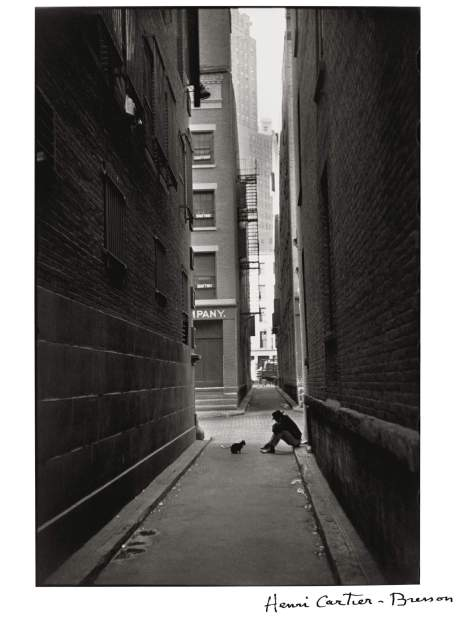 Henri Cartier-Bresson - New York City 1947