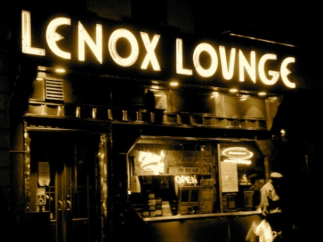 Lenox Lounge - I love the old font styling from 1939