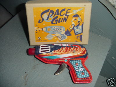 Awesome Space Gun!
