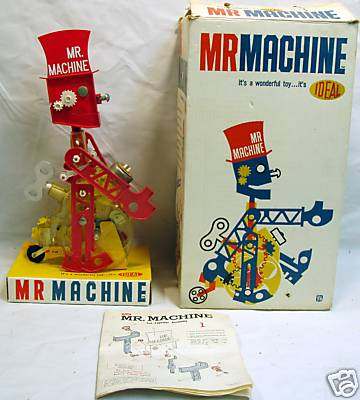 Mr. Machine - Ideal 1960