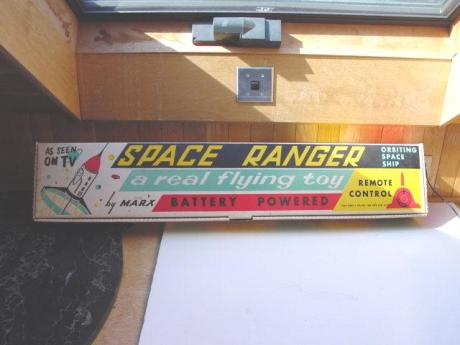 Space Ranger - Real flying toy!