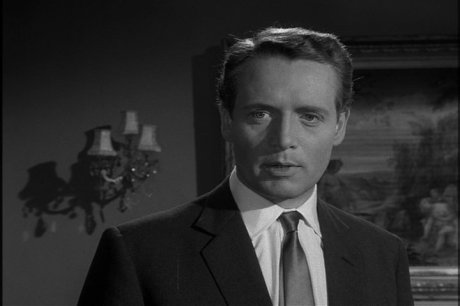 "John Drake from ""Danger Man"""