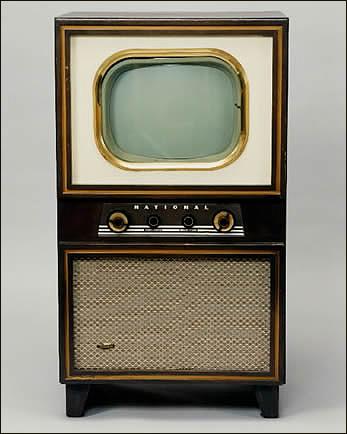 televisionold-tv-set