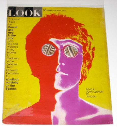 January 12, 1968 issue of LOOK Magazine