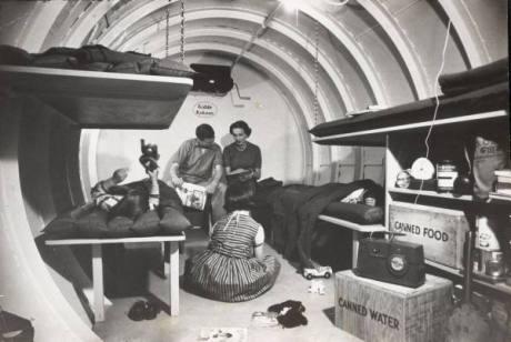 Shelter circa 1955