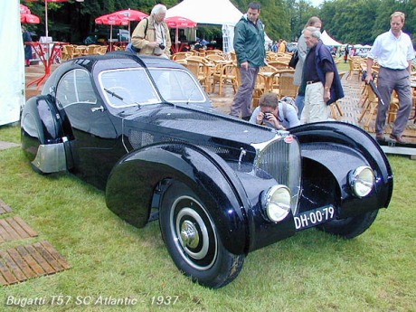 1937 Atlante owned by Mr. Ralph Lauren
