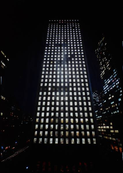 CBS Blackrock Building in New York City