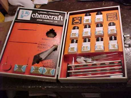 More from Lionel's Chemcraft
