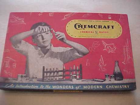 An older Chemcraft set