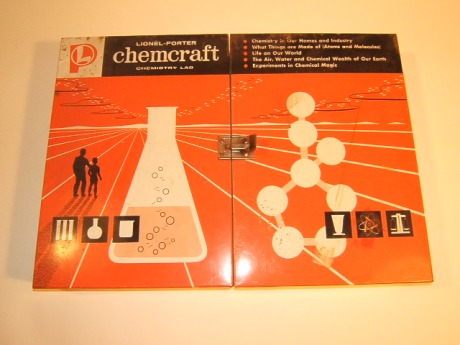 Chemcraft ny Lionel
