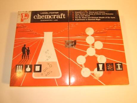 Chemcraft ny Lionel