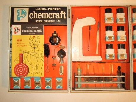Chemcraft by Lionel