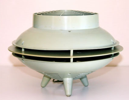 Electric Fan by Wonder-Aire - 1960's