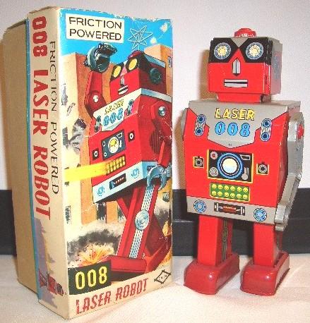 Laser Robot - Daiya 1968