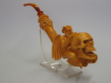 By S. Yanik - Devil & Skull