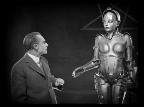 Hel from Fritz Lang's Metropolis 1927