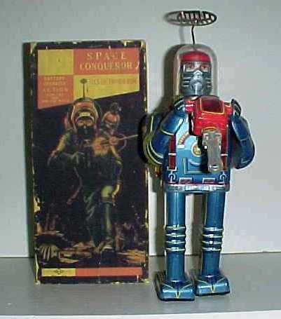 Space Conqueror 5 - Daiya 1962