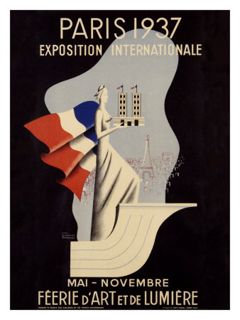 antique world s fair posters the invisible agent. Black Bedroom Furniture Sets. Home Design Ideas