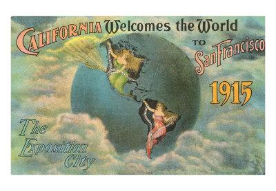 San Fransico - 1915