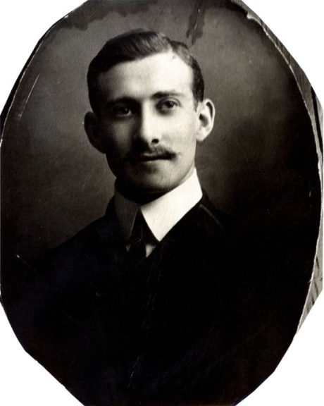 Isaac Hart - My Great Grandfather