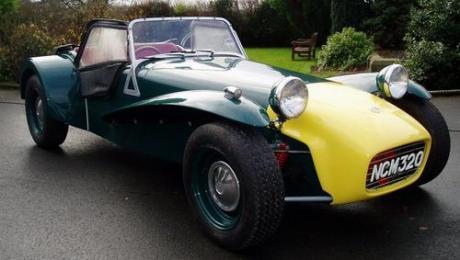 1967 Lotus 7 series 2