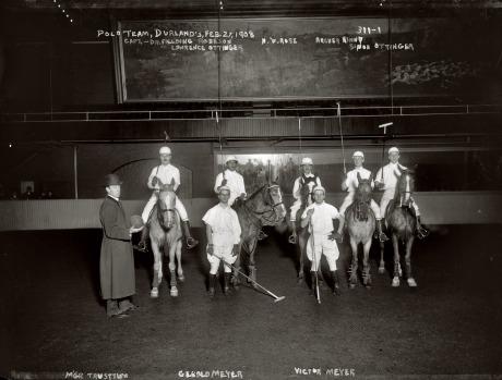 Polo Team - 1908