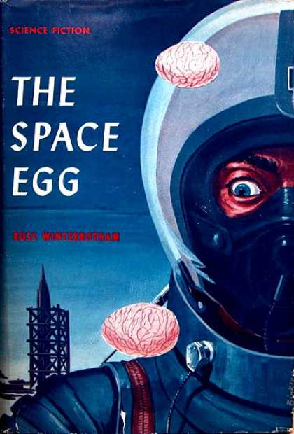 Vintage Sci-Fi Book Covers