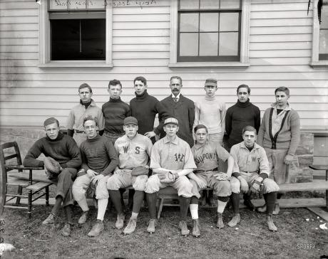 Baseball Team - 1906