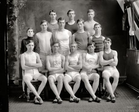 Eastern Track Team - 1905