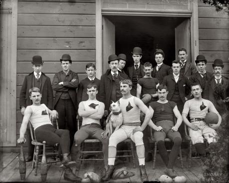 Football Team - 1895
