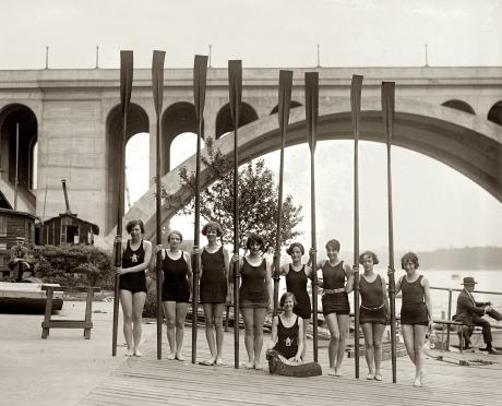 Girls Crew - 1926