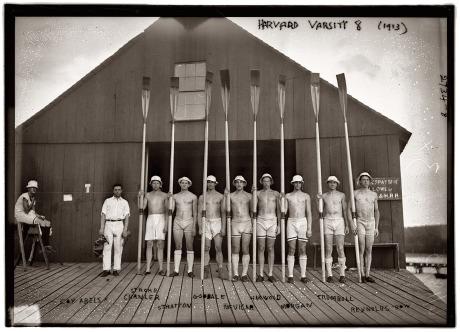 Harvard Crew - 1913