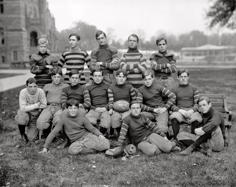 Junior Preps Rugby Team - 1906