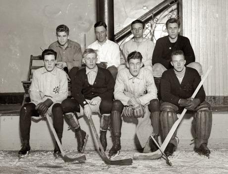 Princeton Hockey - 1910