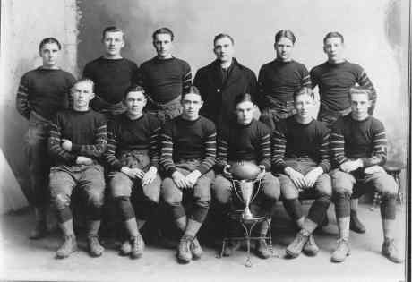 St. Johns football - 1923