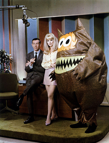 The Nauga on Johnny Carson! (Image: Flickr)