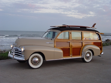 1948 Chevrolet Woody Wagon (Image: www.automotivehistoryonline.com)