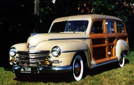 1948 Plymouth Woody (Image: www.stationwagon.com)