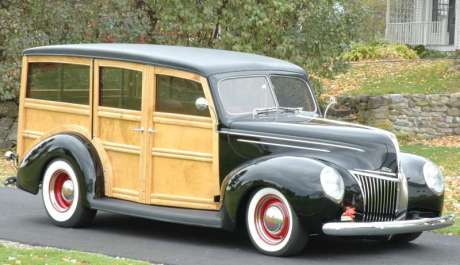 1939 Ford (Image:www.lowerysautorestoration.com)