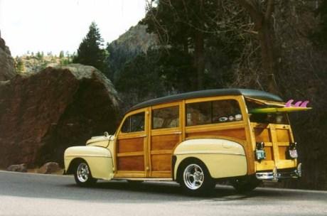 1948 Woody