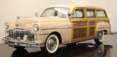 1949 Dosoto Wagon (Image: Ebay)