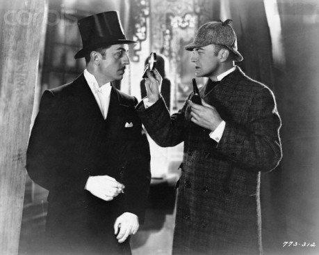 Sherlock Holmes (Image: Corbis)