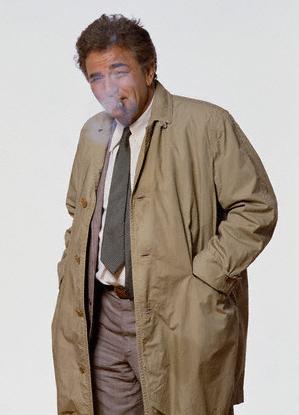 Luetenant Columbo (Image: Corbis)