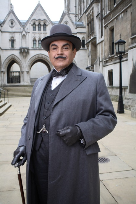 Hercule Poirot - I want to dress like him