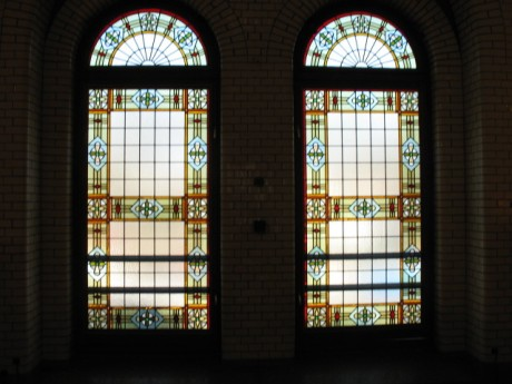 Great stained glass windows