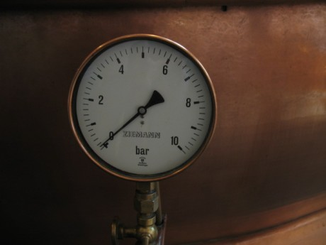 I love the clean dials on the vats